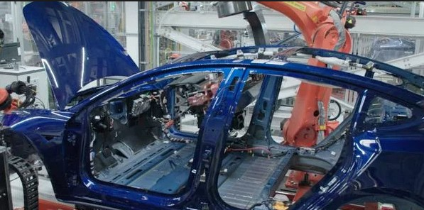 Agile Software and Automotive Manufacturing