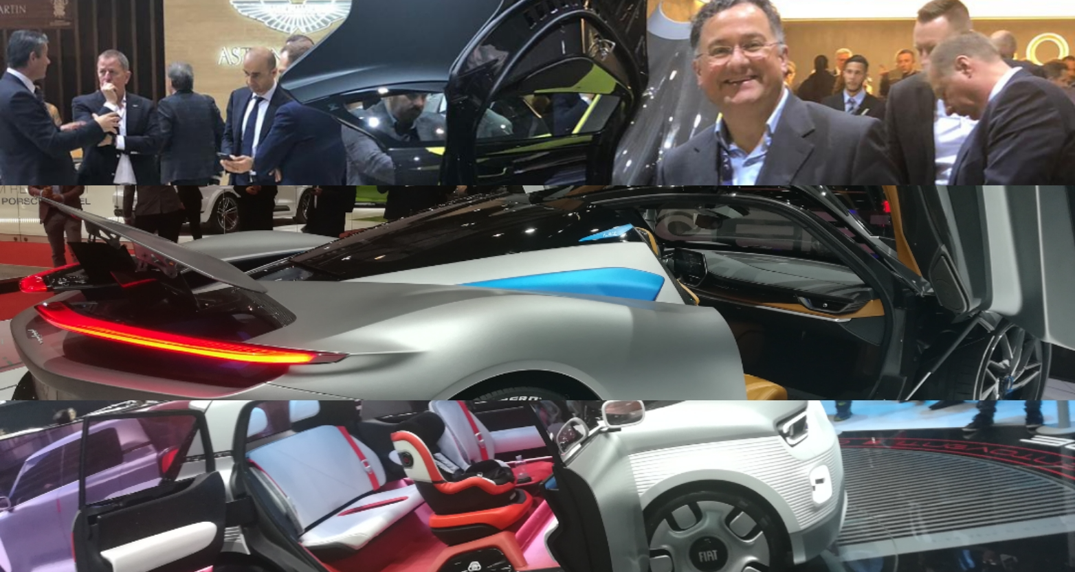 Geneva Motor Show 2019. Automotive 'perfect storm' towards the dawn of a new mobility era