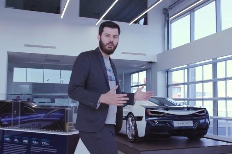 Inside RIMAC. Is automotive next generation here already?