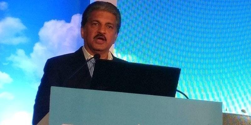 Anand Mahindra points out how India can become the electric vehicles hub for global automotive