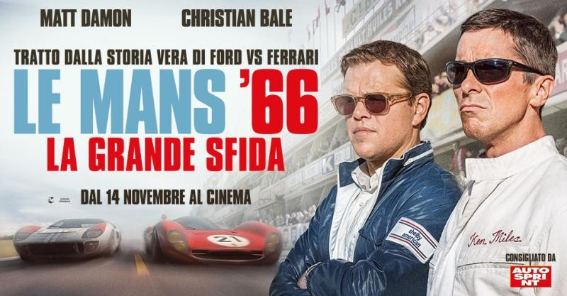 Le Mans '66. The Movie, motorsport and innovation …
