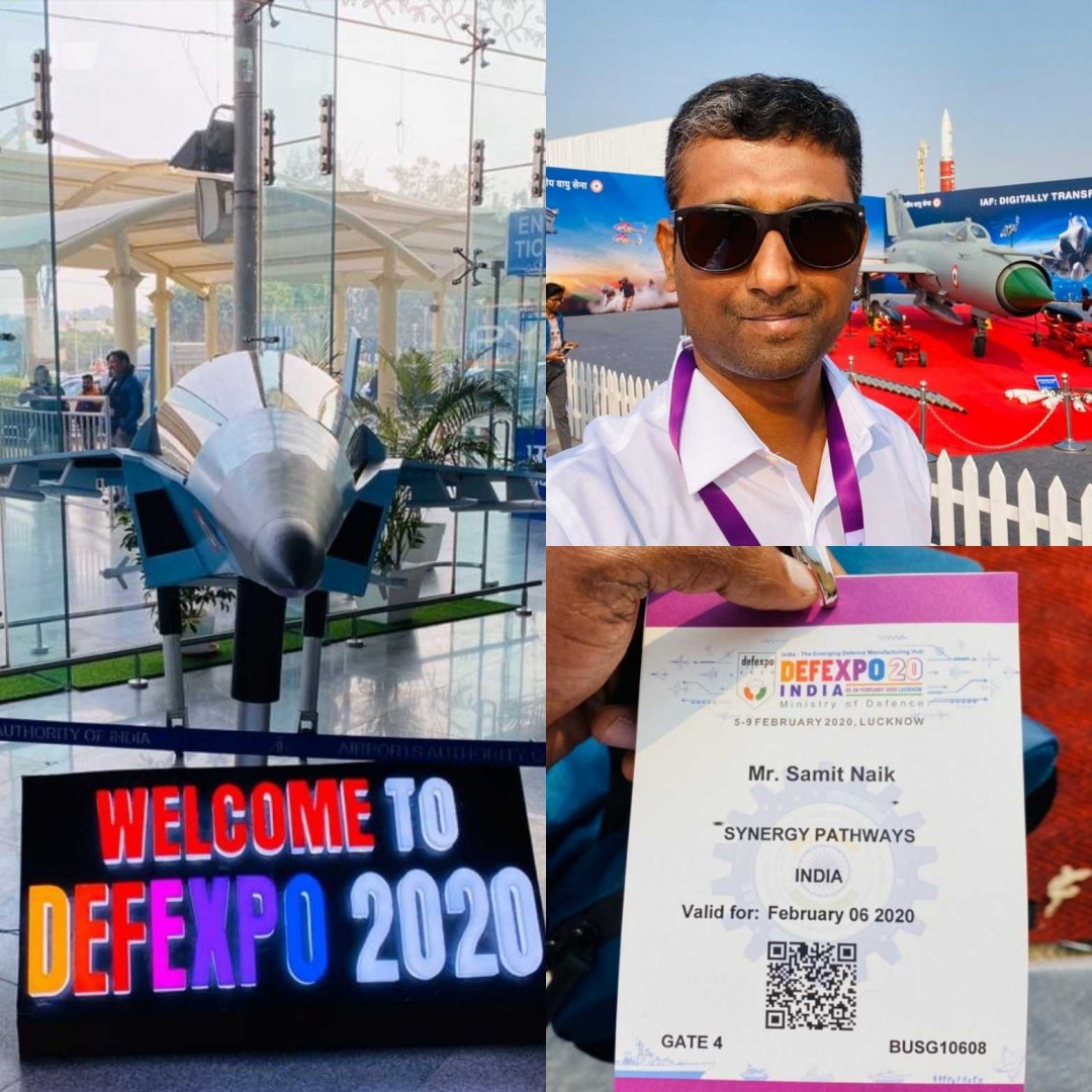 Synergy Pathways in Defexpo 2020 meetings