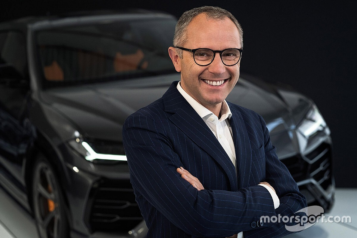 Stefano Domenicali new F1 President and CEO, ready for the challenge ...